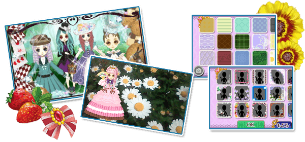 decoss1 Create one of a kind stylish dolls in Doll Fashion Atelier on Nintendo 3DS